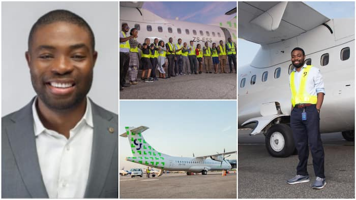 After returning from US, Nigerian man starts airline company, to begin local flight operations