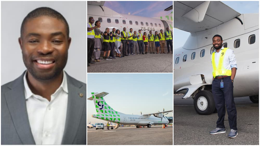 After returning from US, Nigerian man starts airline company, to begin flight operations to Imo, other places