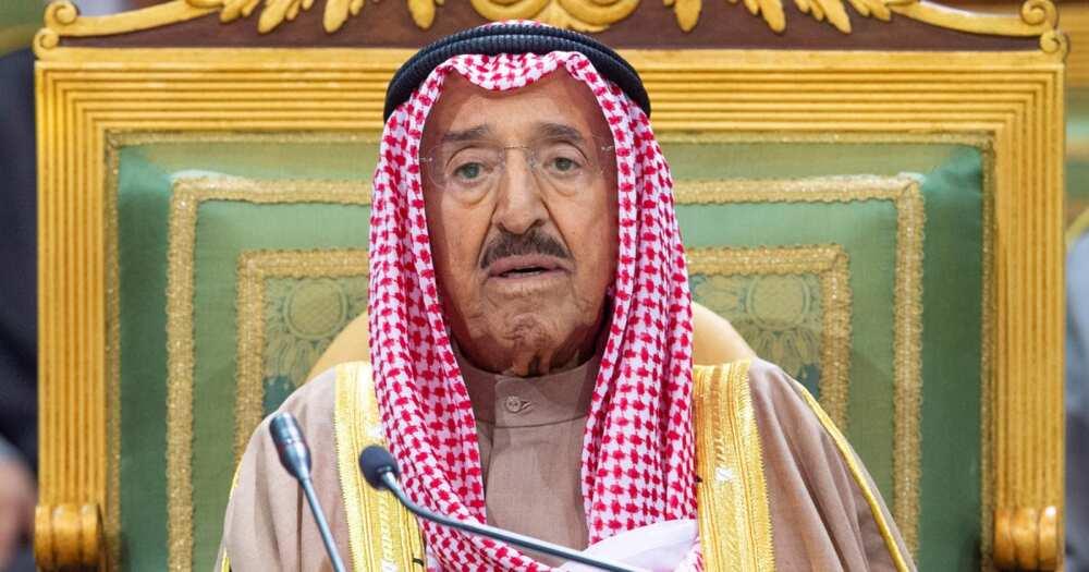 Allah ya yi wa Sarkin Kuwait, Sheikh Sabah, rasuwa