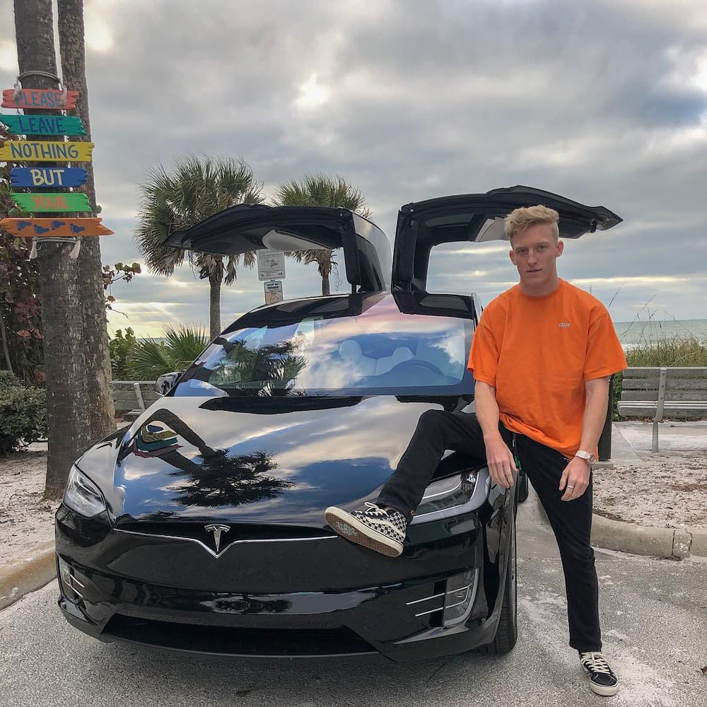 Tfue net worth