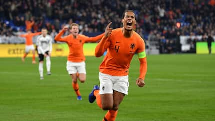 Van Dijk late minute strike inspired Netherlands to a dramatic comeback against Germany in their UEFA Nations League clash