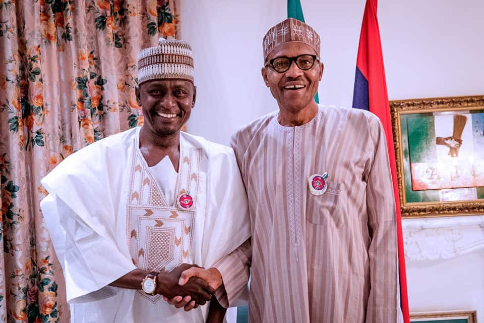 Suspended by his party, PDP's deputy national chairman defects to APC, meets Buhari