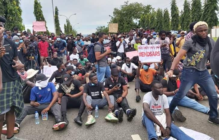 NSA says EndSARS protesters used social media to spread subversive contents