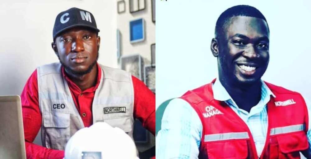 Vincent Sayibu: 28-year-old Ghanaian CEO