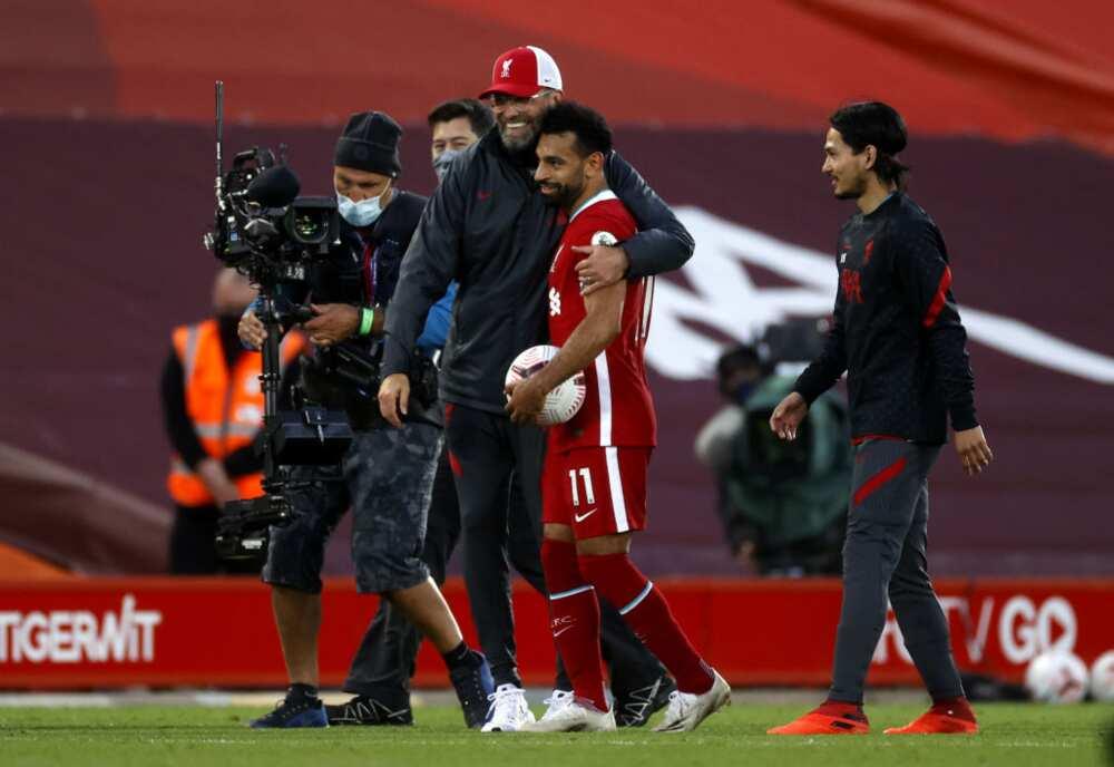 Liverpool vs Leeds United: Salah scores hat-trick in Reds Premier League opener