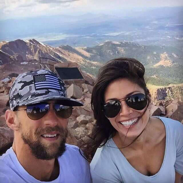 Michael Phelps wife