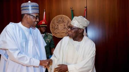Just in: Get well soon, you need a doctor - Presidency hits back at Obasanjo for attacking Buhari (full statement)