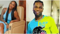 She released the tape because she wants to stay relevant: Speed Darlington says as Tiwa drops troubling post