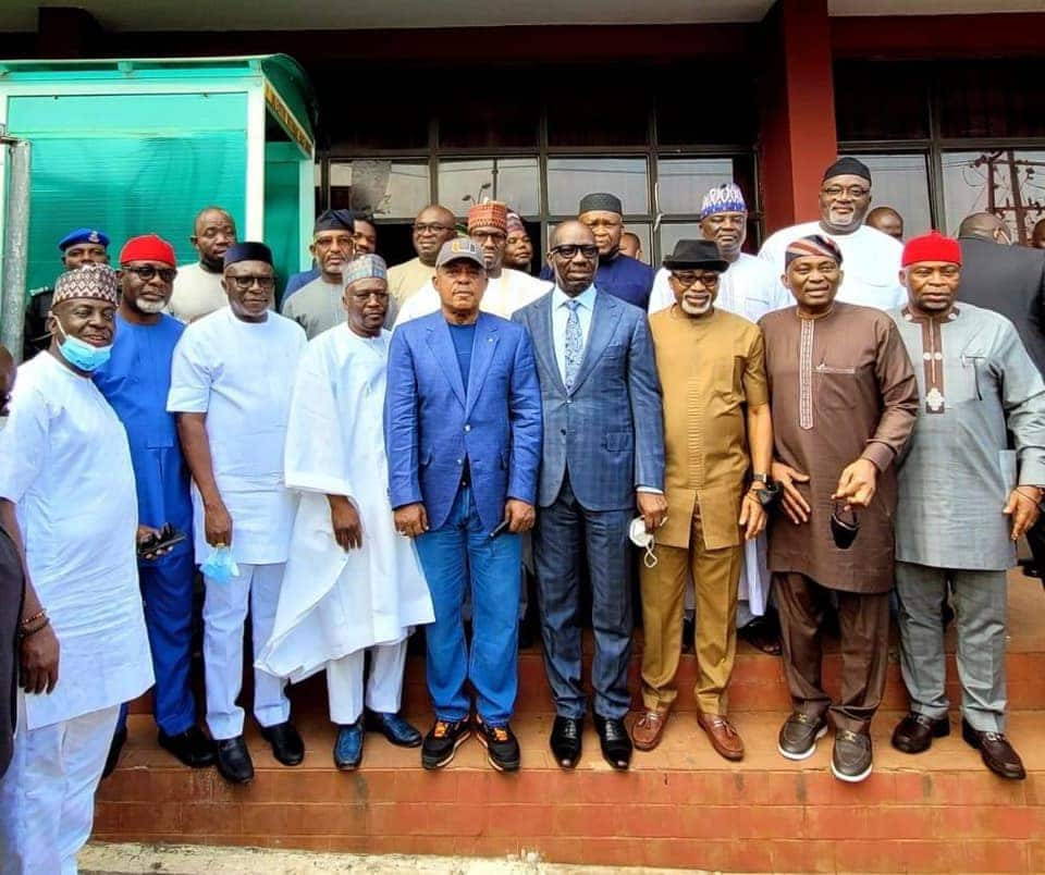 The intraparty crisis may affect PDP's outing in Anambra in November