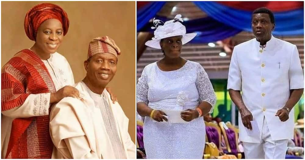 My wife still cooks my meals and serves me herself - Pastor Adeboye