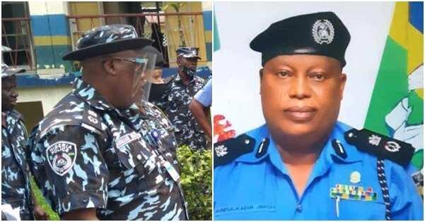 Breaking: COVID-19 scare Cross River police commissioner, Jimoh dies