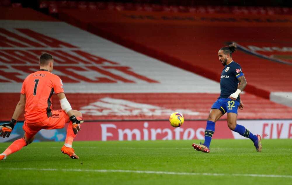 Bernd Leno blasts Arsenal teammates for their poor start to 2020-21 season