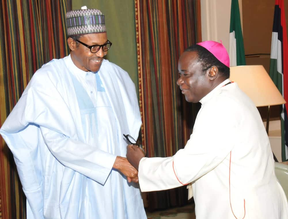 Kukah: I didn't call for a coup against Buhari govt, Catholic priest finally clears air