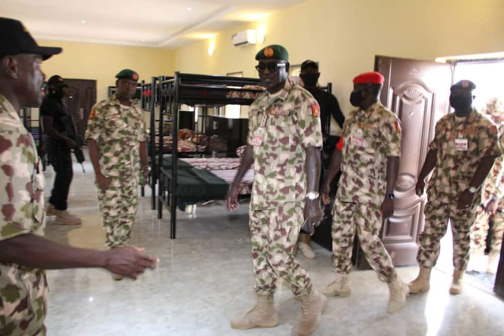 Buratai says Nigerian soldiers will disgrace Boko Haram in 2021