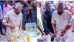 Lagos LG election: Why Nigeria is not ready for electronic transmission of results - Femi Gbajabiamila