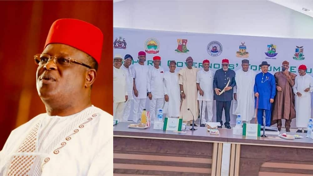 Umahi sends message to southern governors over VAT collection