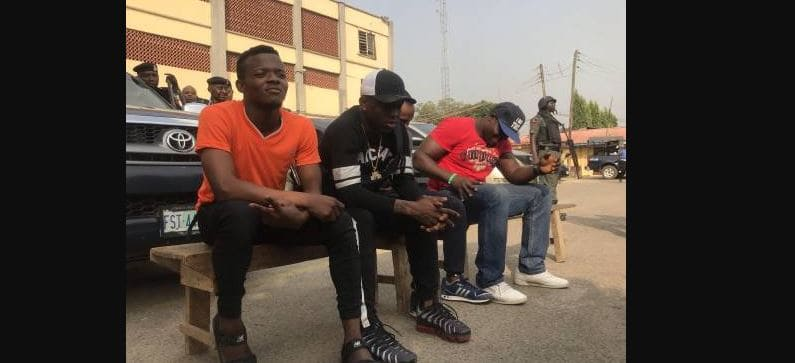 Just in: Singer Small Doctor reportedly arrested for unlawful possession of firearms