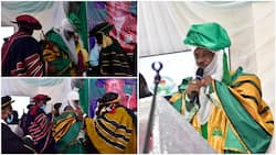 Nigerian governor shares photos as former Kano emir Sanusi bags important appointment