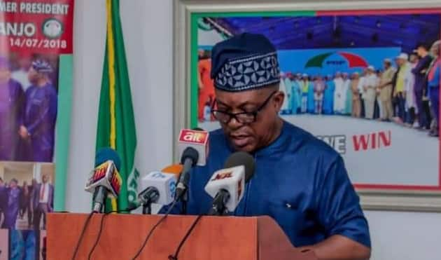 PDP says no southeast governor is planning to defect any party
