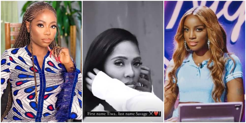First Name Tiwa Last Name Savage: Davido's Baby Mama Sophia Hails Singer Amid Drama With Seyi Shay