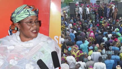 2019 polls: Mama Taraba loses 5,000 supporters to APC