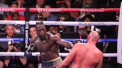 Tyson Fury sends heartbreaking message to Deontay Wilder that will make him angry