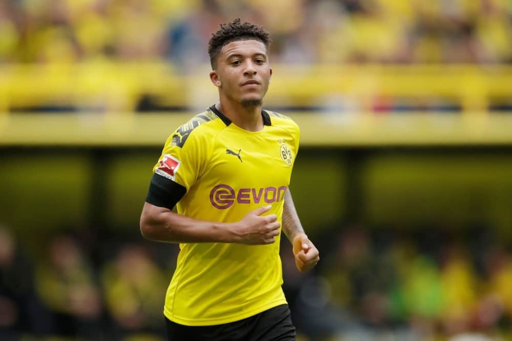 Jadon Sancho: Man United release £65m up front to launch final transfer bid for £90m