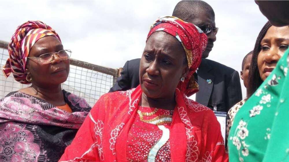 Tsohuwar Ministan Nigeria Ta Rasa Ɗan Ta Sakamakon Hatsarin Mota