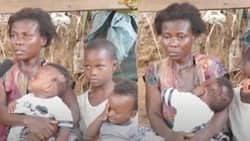My husband abandoned me with pregnancy when he found out I'll give birth to 3 kids at once - Woman laments