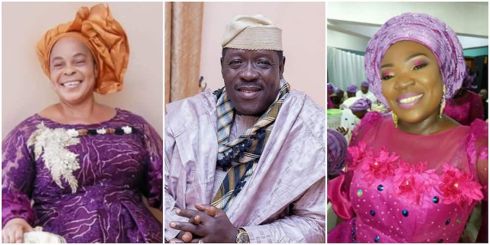 Meet popular actor Ogogo's 2 wives, who practice different religions