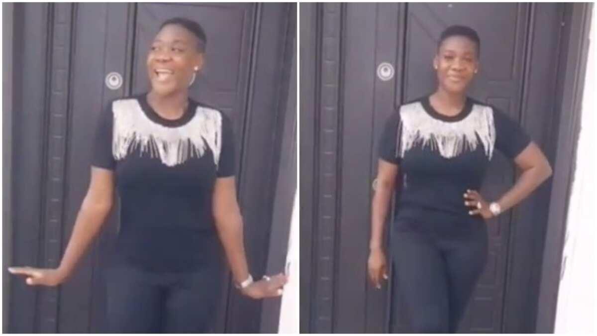 Mercy johnson rocks new hairstyle photovideo