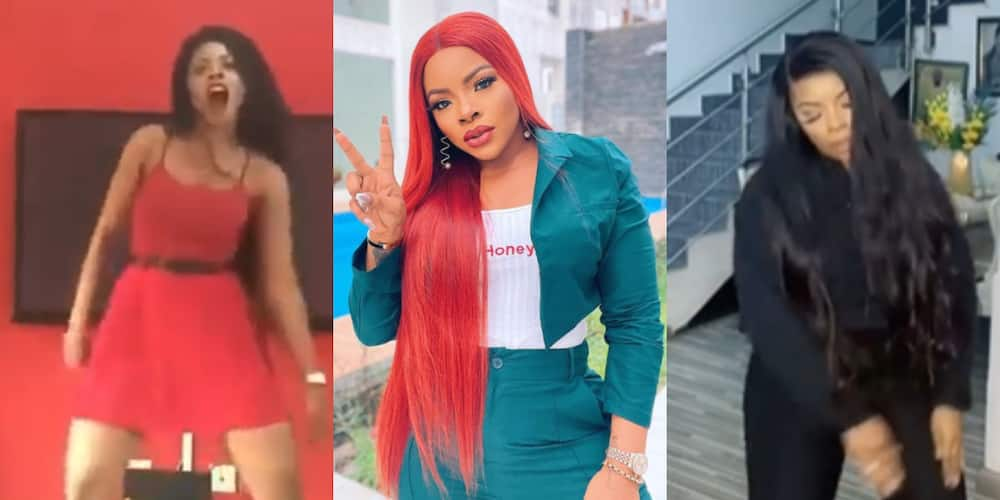Laura Ikeji shares throwback video, says she has always been consistent with workout and dance