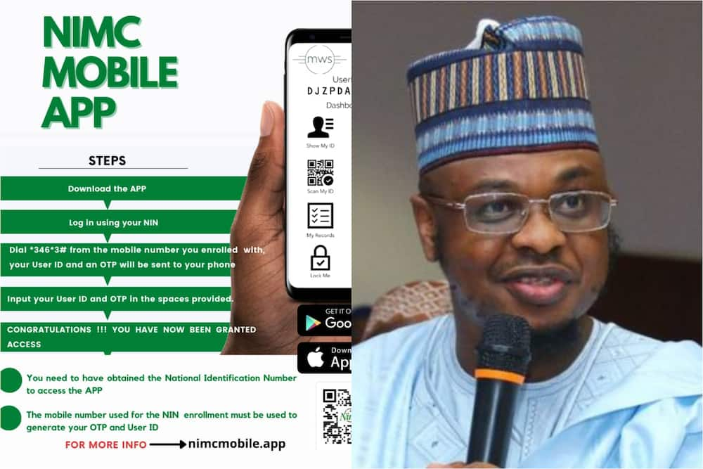 NIN: FG gives fresh updates on SIM linkage as NIMC launches new mobile app