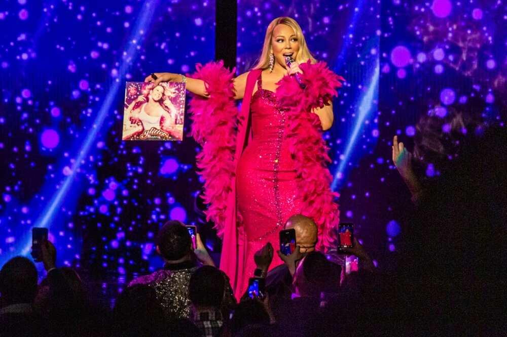 How much is Mariah Carey worth?