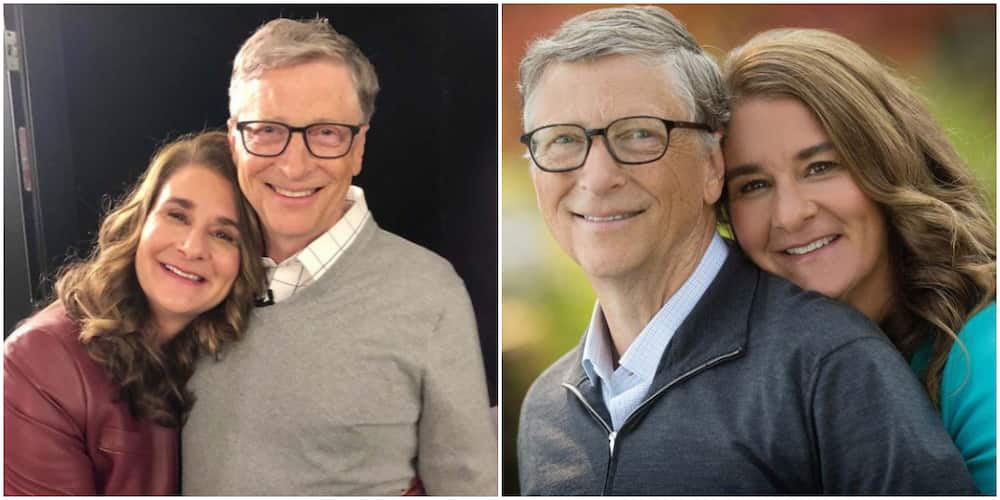 Time to Cash Out: Nigerians React As Bill and Melinda Gates Announce Divorce After 27 Years of Marriage