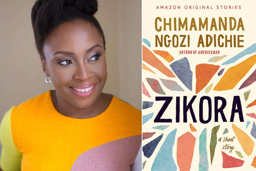 ZIKORA: Chimamanda's latest work is out this October and you can read some of it now