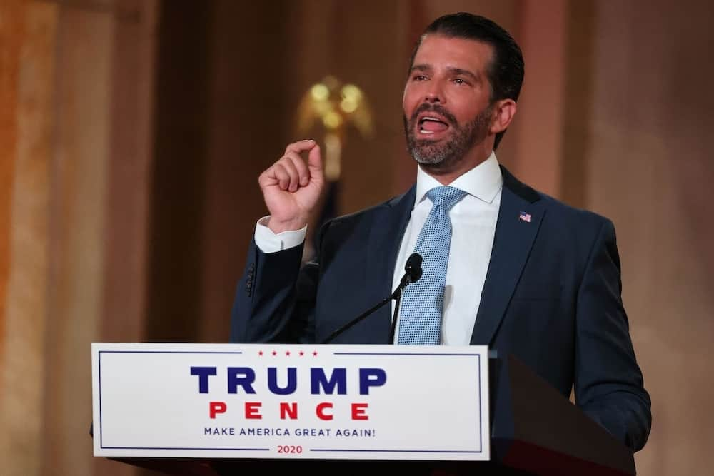 US election: Donald Trump Jr urges his father to wage total war