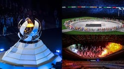 7 outstanding photos from the vibrant Tokyo 2020 summer games closing ceremony
