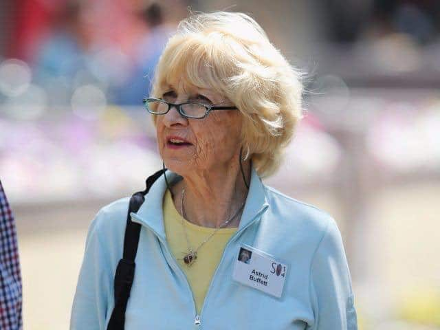 Who is Astrid Menks? Top facts about Warren Buffet wife
