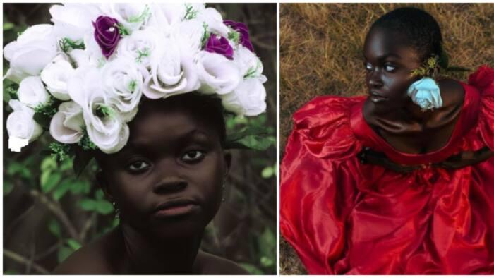 21-year-old Jennifer Ehizojie opens up on being a dark-skinned model, overcoming bullying