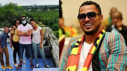 Van Vicker celebrates his first daughter J'dyl on her 16th birthday (photo)