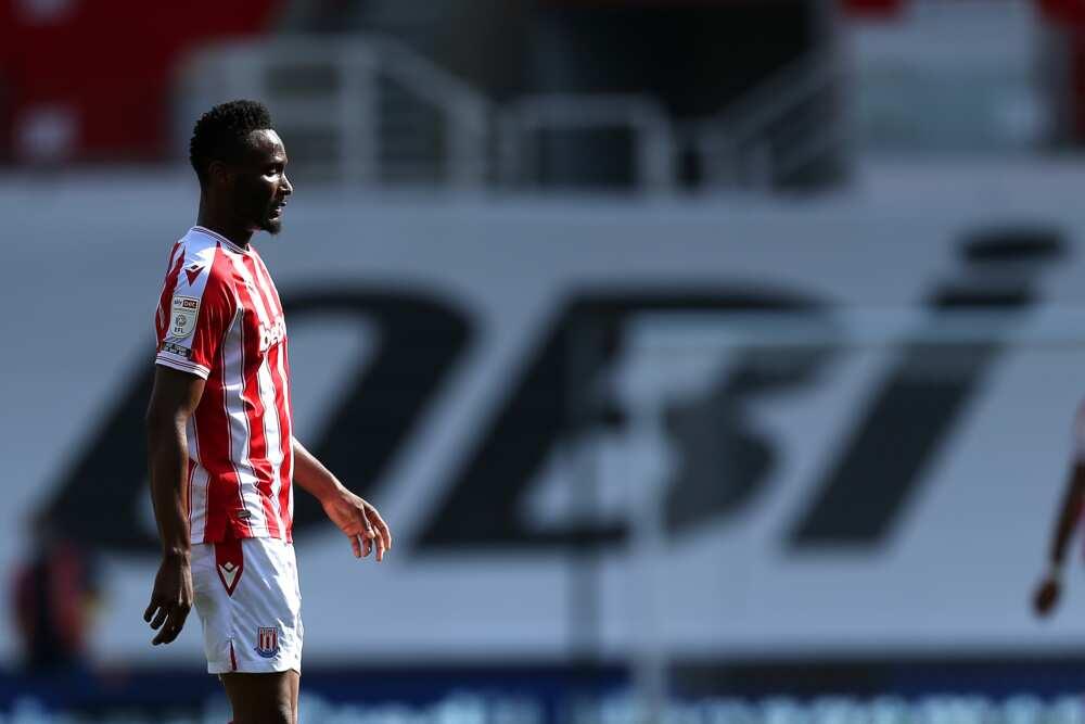John Obi Mikel: Stoke City boss Michael O'Neil hails the Nigerian midfielder