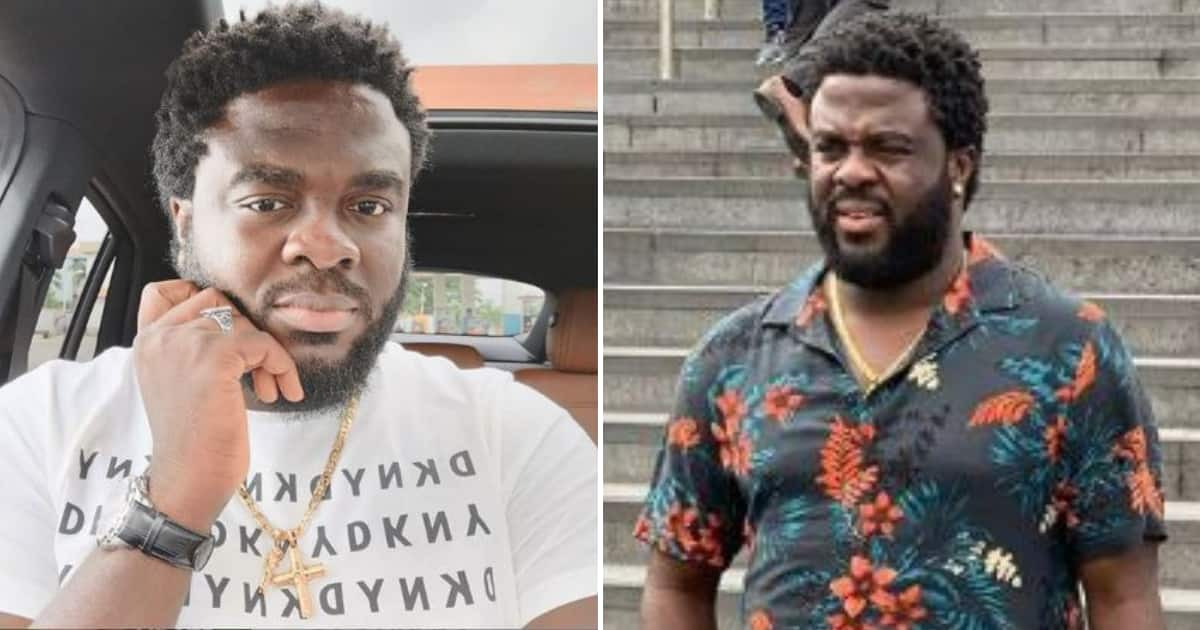Aremu Afolayan throws shade at brothers as he shares his life ...