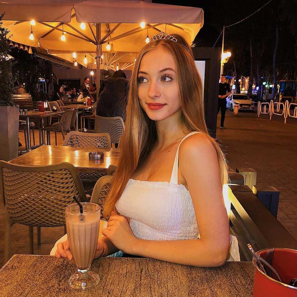 Sophia Diamond height