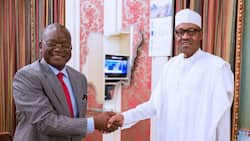 Ortom vs Buhari: PDP reacts to allegations by presidency