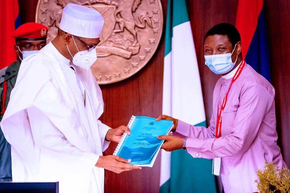 Buhari honoured Rev Pam years after Obasanjo humiliated him, says Femi Adesina
