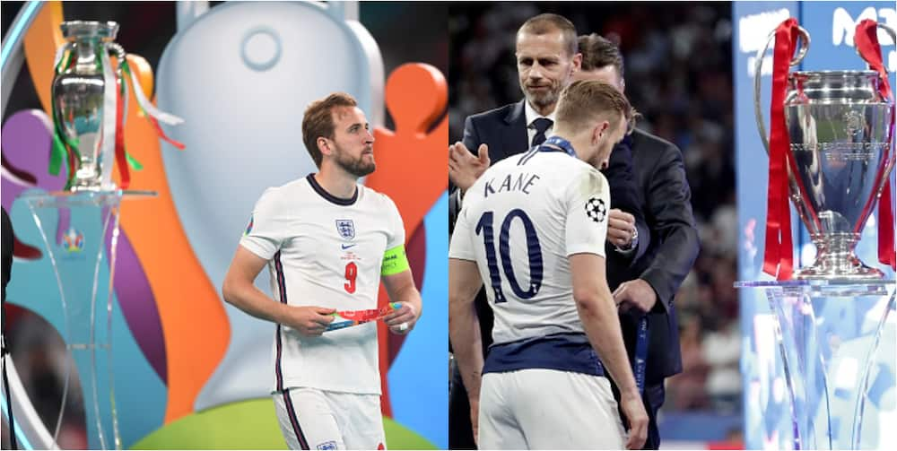 After Euro 2020 Loss, 6 Other Times Harry Kane Has Missed Winning Trophies