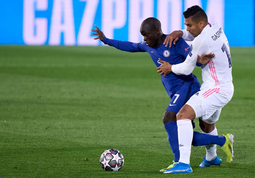 Paul Pogba names Chelsea's N'Golo Kante and Real Madrid star Casemiro as the two toughest