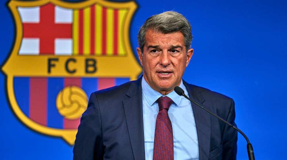 Barcelona President Joan Laporta Breaks Silence Over Lionel Messi's Surprise Departure