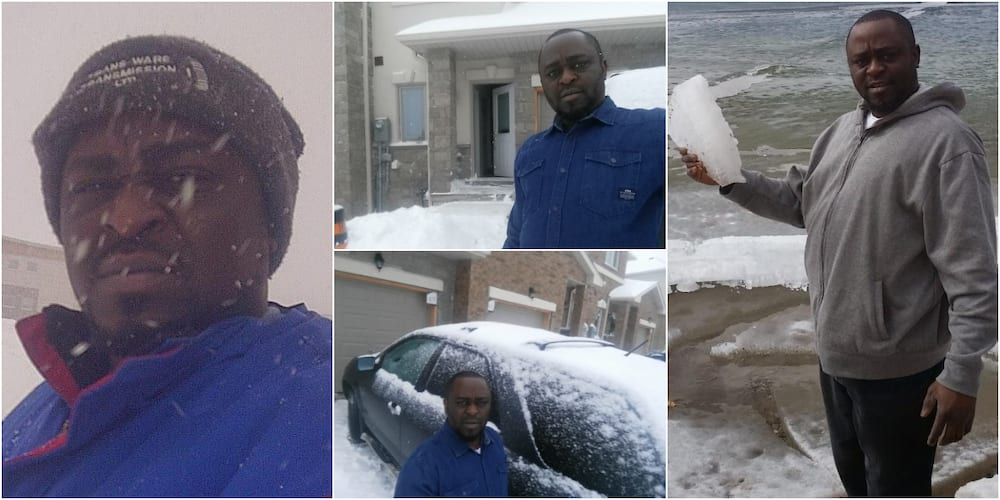 Nigerian man says he bought his 1st house 3 years after getting to Canada